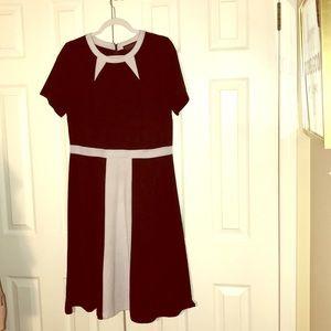 Plus 14 ELOQUII Dress